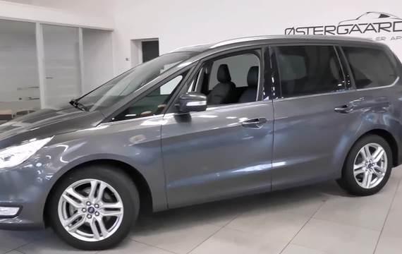 Ford Galaxy EcoBlue Titanium aut. 7prs 2,0