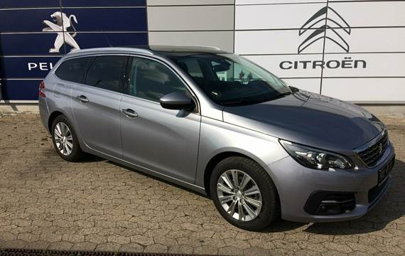 Peugeot 308 PT 130 Selection Sky SW EAT8 1,2