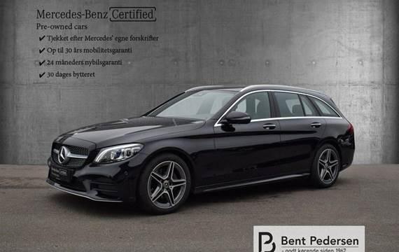 Mercedes C200 1,5 T  Bluetec Business  Stc 9g Aut.
