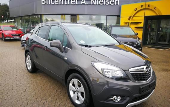 Opel Mokka 1,4 Turbo Cosmo Start/Stop  5d 6g