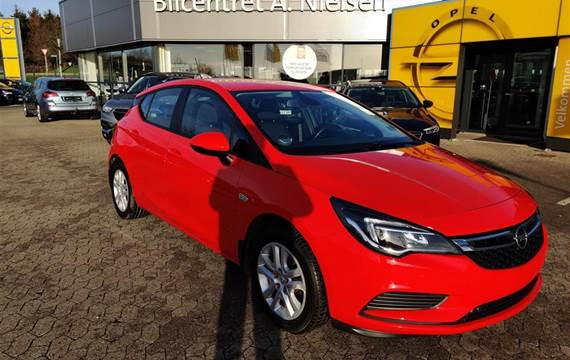 Opel Astra 1,0 Turbo Enjoy  5d