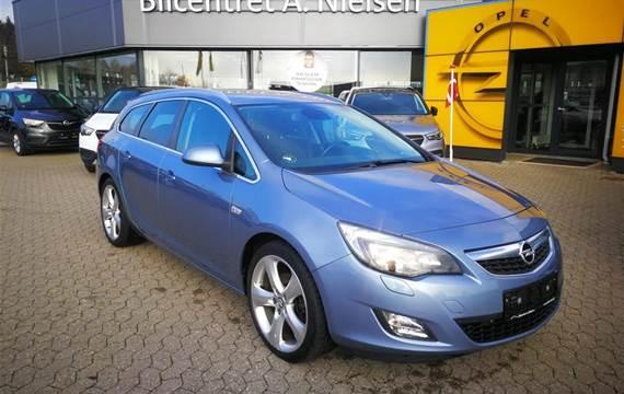 Opel Astra 1,7 Sports Tourer  CDTI DPF Sport  Stc 6g