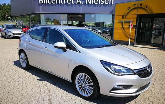 Opel Astra Turbo ECOTEC DI Innovation Start/Stop  5d 6g Aut. 1,4