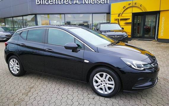 Opel Astra Turbo Enjoy Start/Stop  5d 1,0
