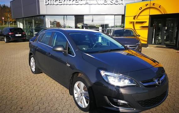 Opel Astra 1,4 Turbo Sport Start/Stop  5d 6g