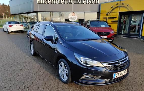 Opel Astra Sports Tourer  Turbo ECOTEC Impress  Stc 1,0