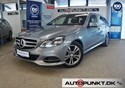 Mercedes E220 2,2 BlueTEC Avantgarde st.car