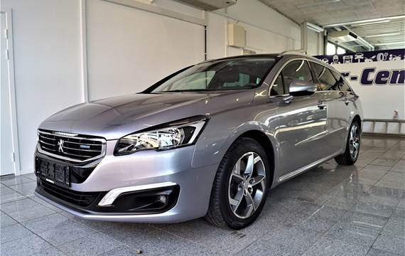 Peugeot 508 BlueHDi 180 Allure SW EAT6 2,0