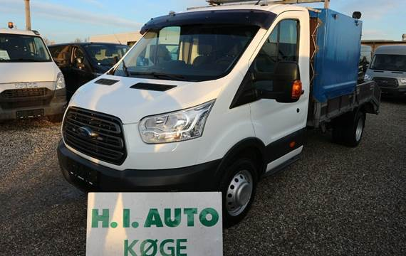 Ford Transit 470 L3 Chassis TDCi 155 Ambiente H1 RWD 2,2