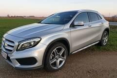 Mercedes GLA250 aut. 4-M 2,0
