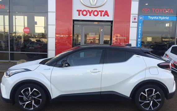 Toyota C-HR B/EL Premium Selected Bi-tone Multidrive S  5d Aut. 1,8