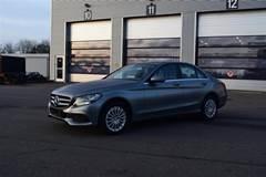 Mercedes C220 d Bluetec  2,1