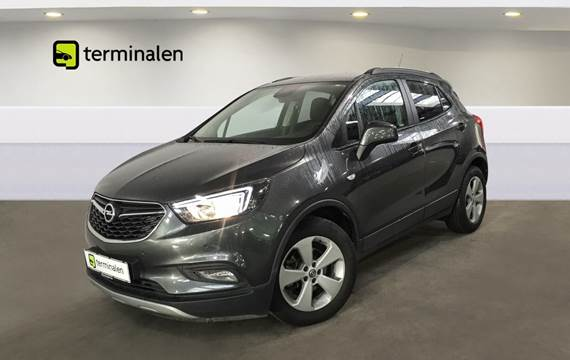 Opel Mokka X 1,4 T 140 Enjoy