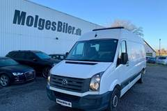 VW Crafter TDi 163 Chassis m/lad K 2,0