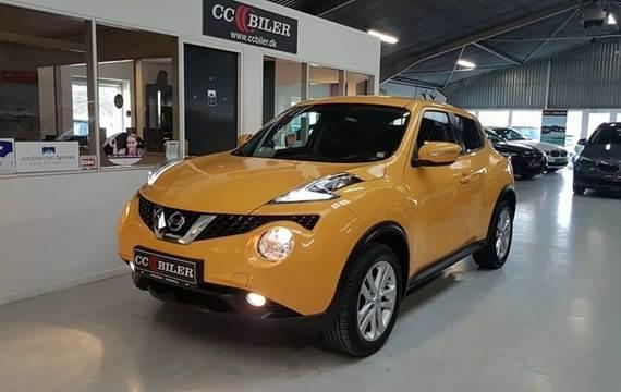 Nissan Juke Acenta CVT 1,6