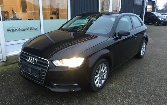 Audi A3 TFSi 122 Attraction 1,4