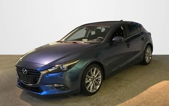 Mazda 3 2,0 Sky-G 120 Optimum aut.