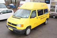 VW Transporter Allrounder Lang  D m/Airbag m/ABS  Van 2,4
