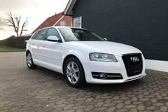 Audi A3 Sportback 1,6 Ambition