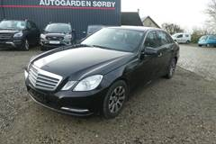 Mercedes E200 Elegance aut. BE 1,8