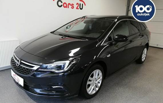 Opel Astra CDTi 136 Business ST aut. 1,6