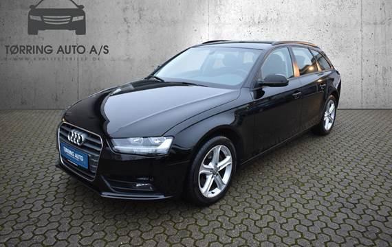 Audi A4 TDi 177 Avant 2,0