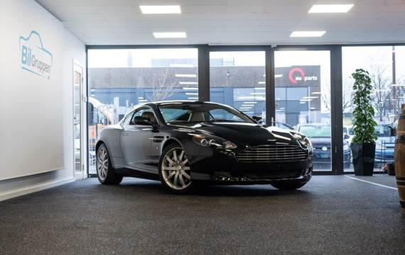Aston Martin DB9 Coupé aut. 6,0