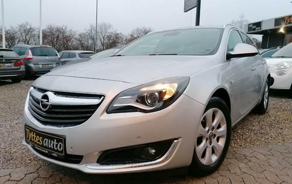 Opel Insignia CDTi 136 Cosmo ST aut. 1,6