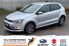 VW Polo TDI BMT Comfortline  5d 1,4