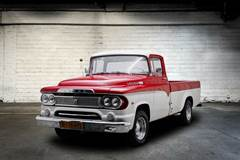 Dodge D100 Pick-up 4,3