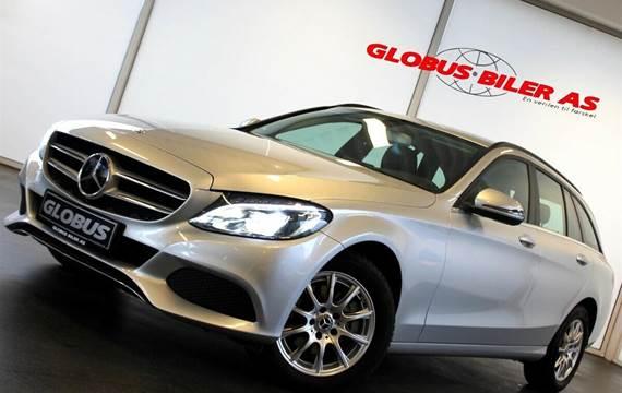 Mercedes C220 BlueTEC Business stc. aut. 2,2