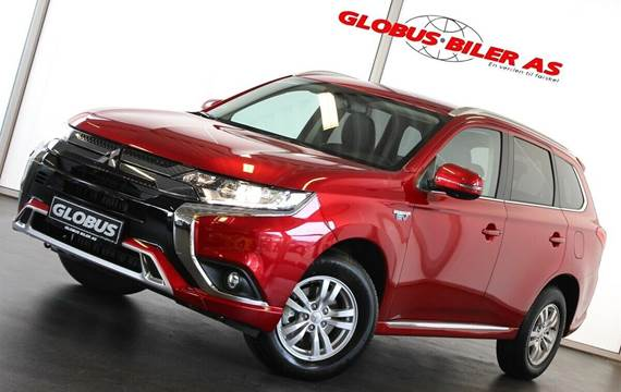 Mitsubishi Outlander PHEV Invite CVT 4WD 2,4