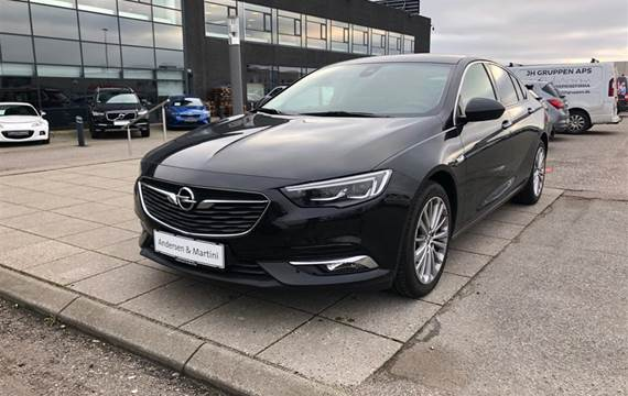 Opel Insignia Grand Sport  CDTI INNOVATION Start/Stop  5d 6g 2,0