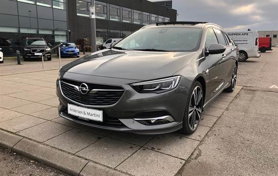 Opel Insignia Sports Tourer  Turbo Dynamic Start/Stop  Stc 8g Aut. 2,0