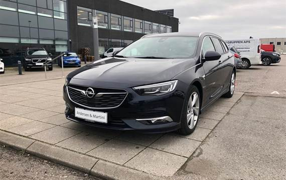 Opel Insignia Sports Tourer ,0 Turbo Dynamic Start/Stop  Stc 8g Aut.