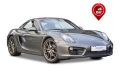 Porsche Cayman PDK 2,7