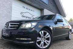 Mercedes C250 CDi Avantgarde stc. aut. BE 2,2