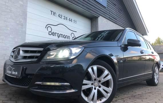 Mercedes C250 CDi Avantgarde stc. aut. BE 2,2