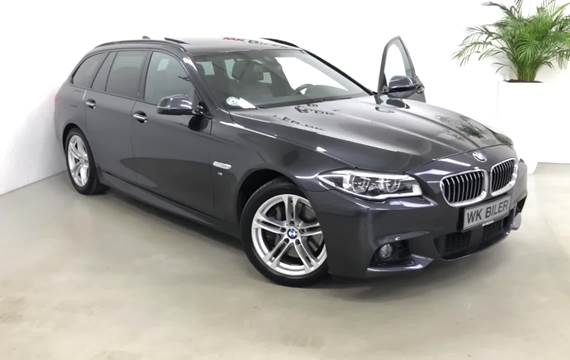 BMW 530d Touring M-Sport xDrive aut. 3,0