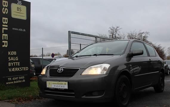 Toyota Corolla VVT-i Terra 1,6