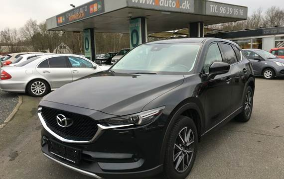 Mazda CX-5 Sky-G 165 Optimum 2,0