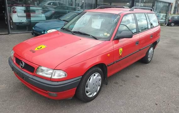 Opel Astra 16V Club stc.