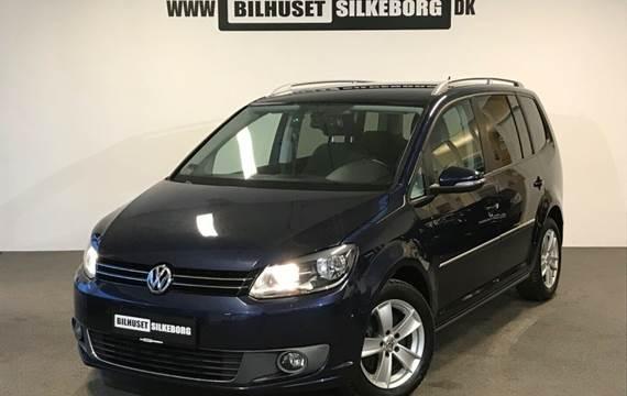 VW Touran TSi 170 Highline DSG 7prs 1,4
