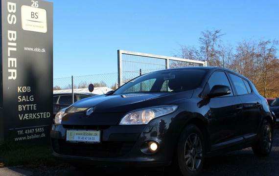 Renault Megane III dCi 90 Expression 1,5