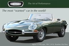 Jaguar E-Type Cabriolet 3,8