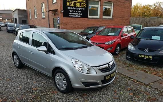 Opel Corsa 16V Cosmo MTA 1,2