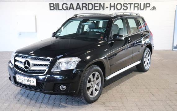 Mercedes GLK220 CDi BE Van 2,2