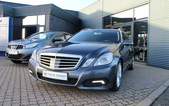 Mercedes E250 2,2 CDi Avantgarde stc. aut. BE