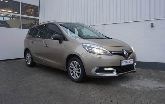 Renault Grand Scenic III dCi 110 Limited Edition 7prs 1,5