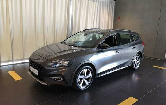 Ford Focus EcoBoost Active Business stc. 1,0